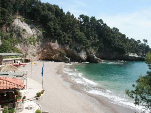 Liguria Riviera Italy - Beaches Lerici Golfo dei Poeti