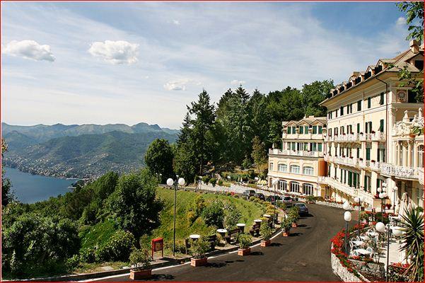 Camogli Hotels - Hotel Portofino Kulm