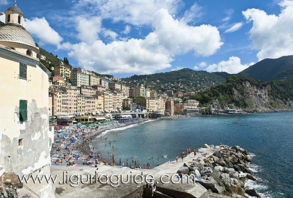 Liguria Riviera Italy - Camogli