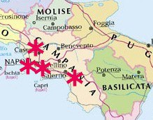 UNESCO Worls Heritage Sites Marche Italy