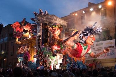 Events Italy - Cento Carnevale d'Europa