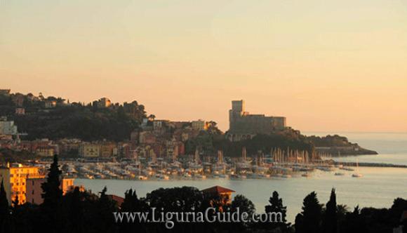 Golfo dei Poeti Lerici Castle, Liguria Pictures