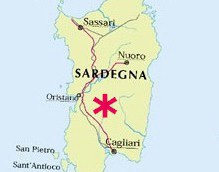 UNESCO Worls Heritage Sites Sardegna Sardinia Italy