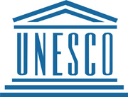 UNESCO Logo - Worlds Heritage Sites Italy