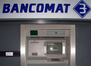 Italy ATM Bancomat
