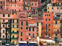 Italy Tower Houses Puzzle