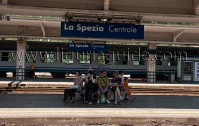 La Spezia Centrale station