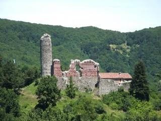 Medieval castle of Borgo Fornari