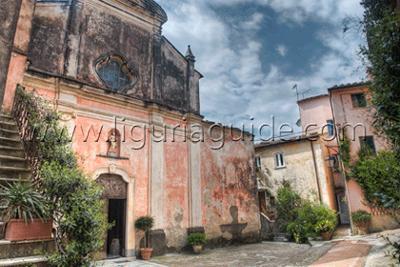 Church of San Pietro, Montemarcello