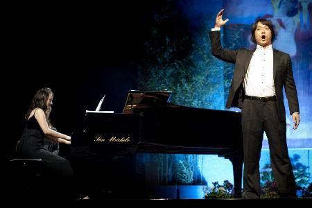 Events in Liguria, Musica Riva Festival Kim Jootaek in concert