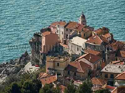 Tellaro Italy Panorama Puzzle