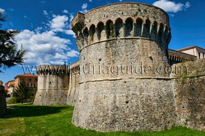 Fortress Sarzanello