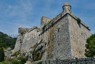 Doria Castle, Portovenere