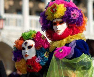 Carnival of Venice, Image:Daniele Martinello/carnevale.venezia.it