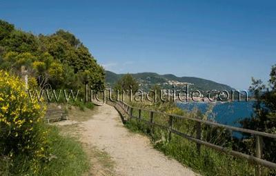 Hiking in Liguria