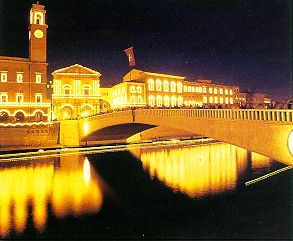 Events in Liguria, Luminara Pisa Italy