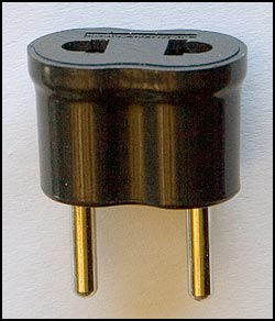 US to Italy Plug Adapter Converter
