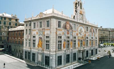 Palazzo San Giorgio ( image courtesy of www.boero.it)
